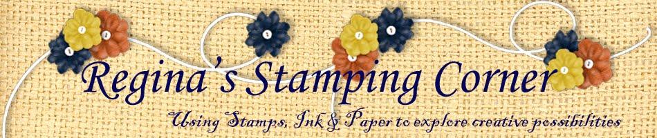 Regina's Stamping Corner