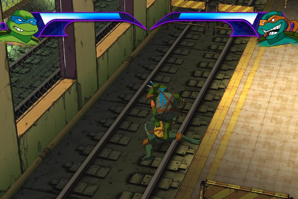 Most Play Ninja Turtle Games