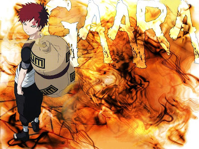 wallpaper gaara