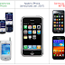Apple vs Samsung: Dueling before-and-after stories