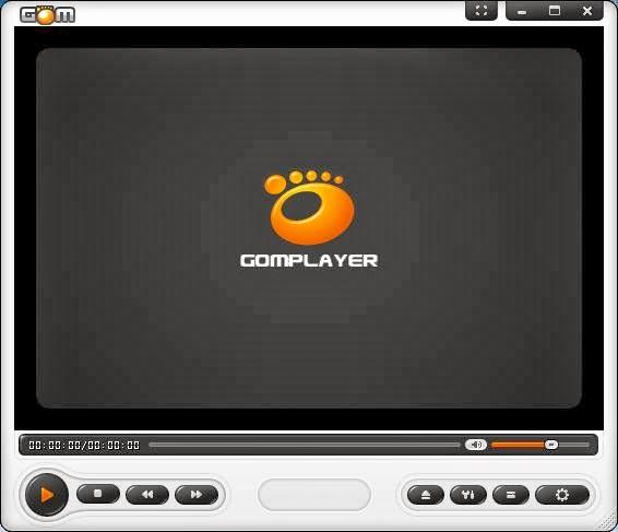 skin GOM Player, thema, juicy