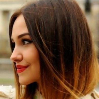 Peinados Pelo Medio Largo Mujer - Tendencias de peinados fáciles rápidos y Mujeres Femeninas