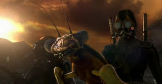 Tippett Studios Short Film: Mutant Land