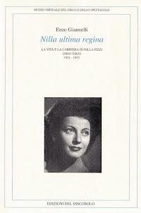 Nilla ultima regina (di Enzo Giannelli)