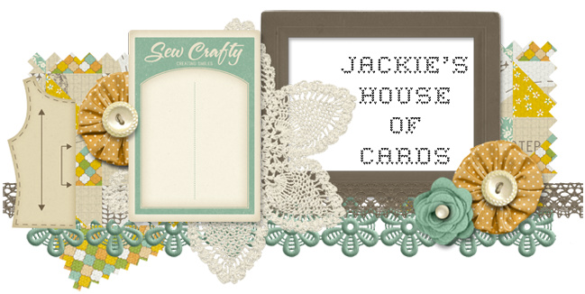 Jackies house of cards