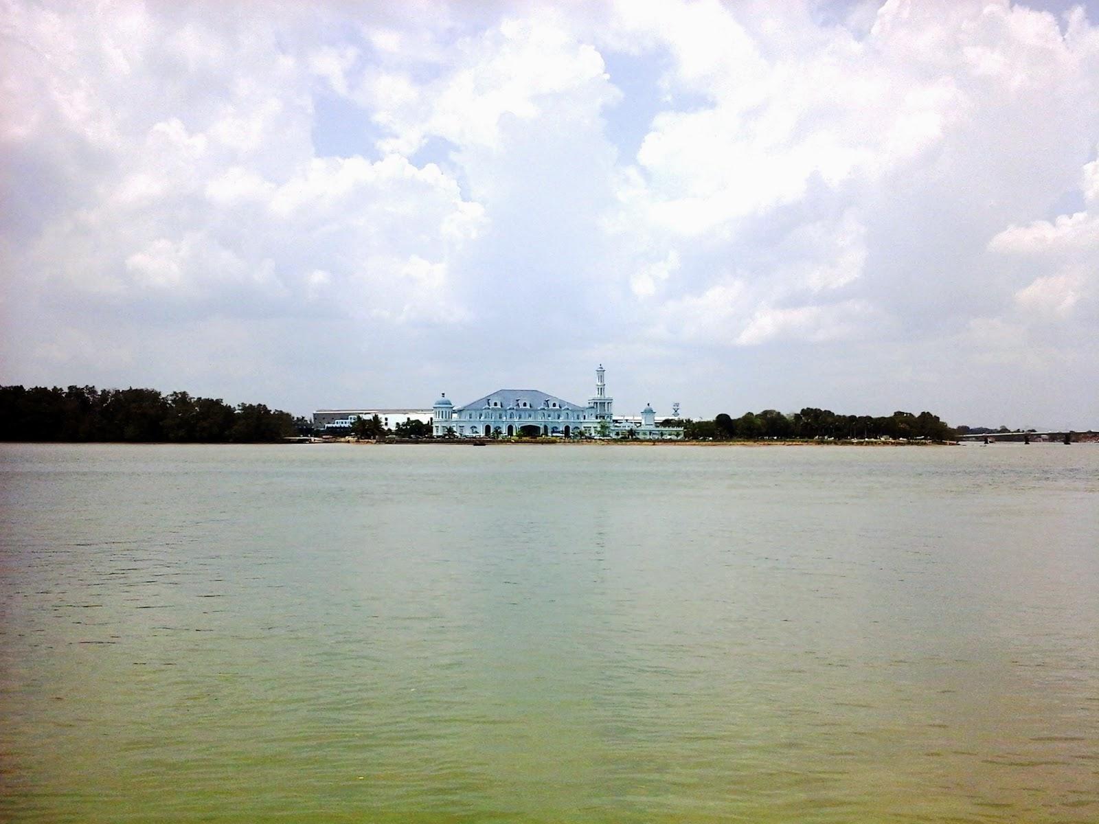 Gambar Masjid Sultan Ismail