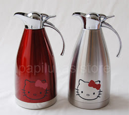 Vacuum Flask Hello Kitty