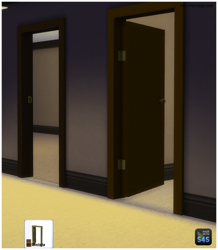 My Sims 4 Blog Open Door Policy By Mr S