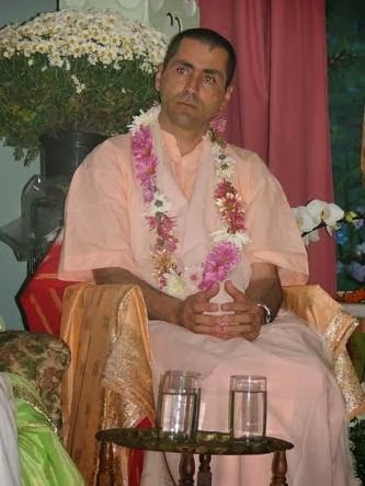 Srila Trivikram Maharaja