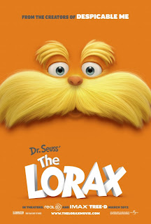 The Lorax Animation