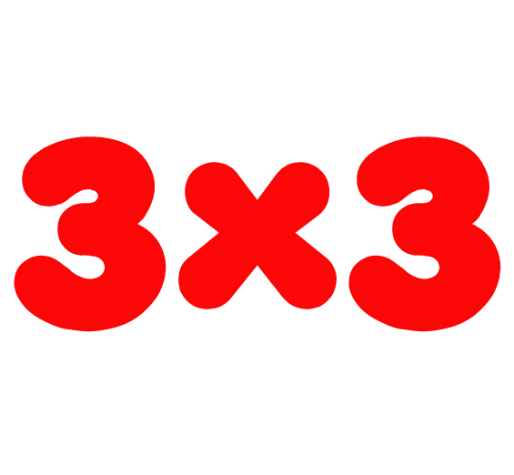 news 3x3 professional show no 8. Black Bedroom Furniture Sets. Home Design Ideas