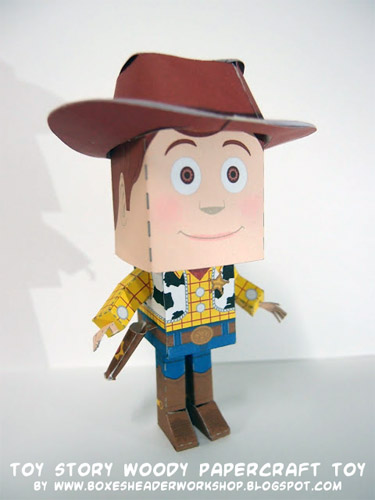 Woody The Cowboy