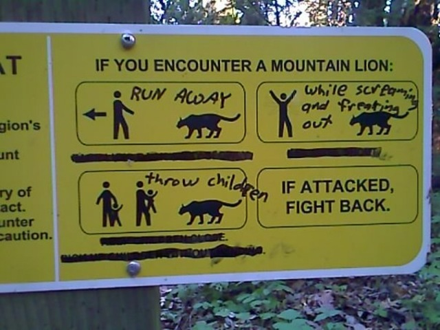 Funny Hiking Meme : Prepper images and meme's : funny hiking