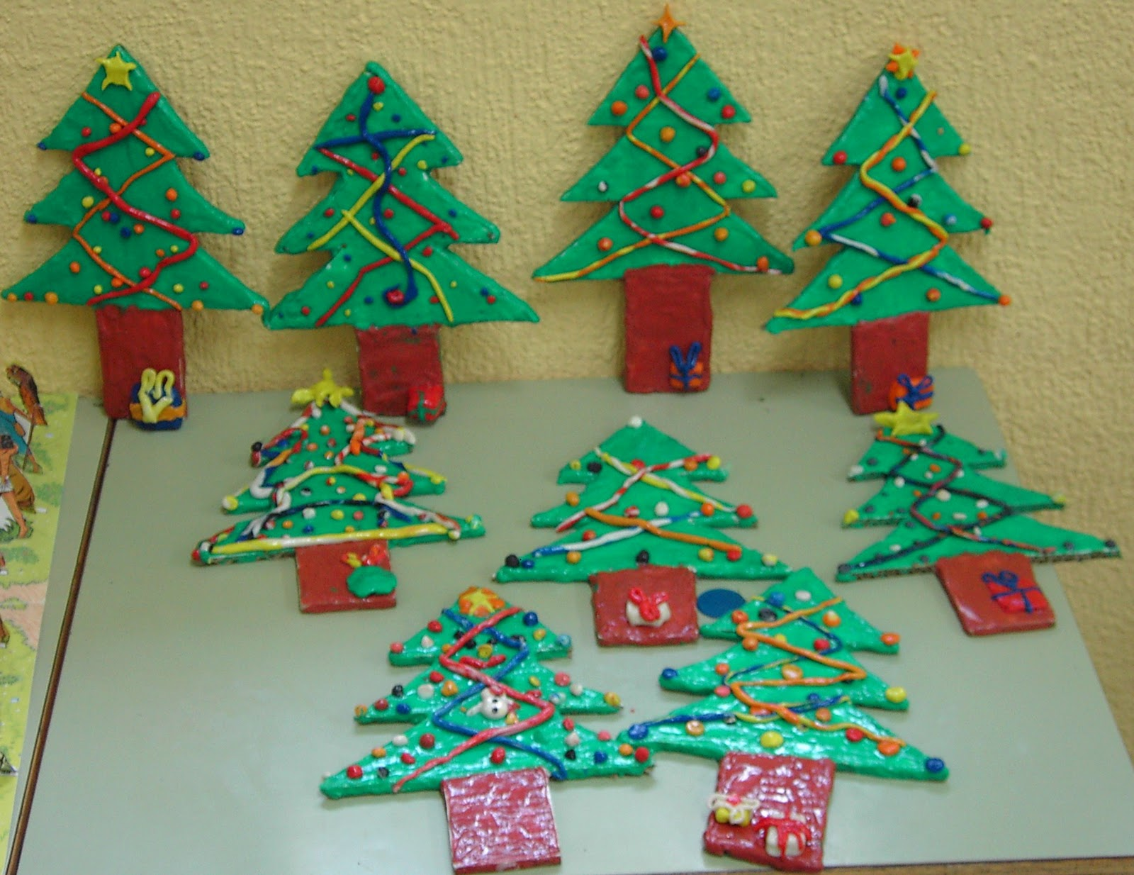 Pino De Navidad Con Material Reciclable | Search Results |