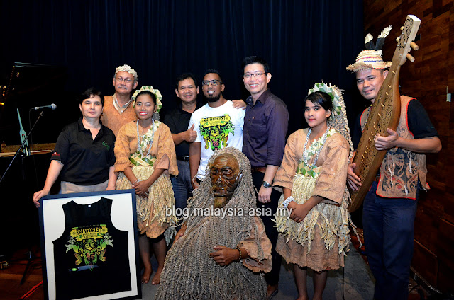 Media Preview Rainforest World Music Festival