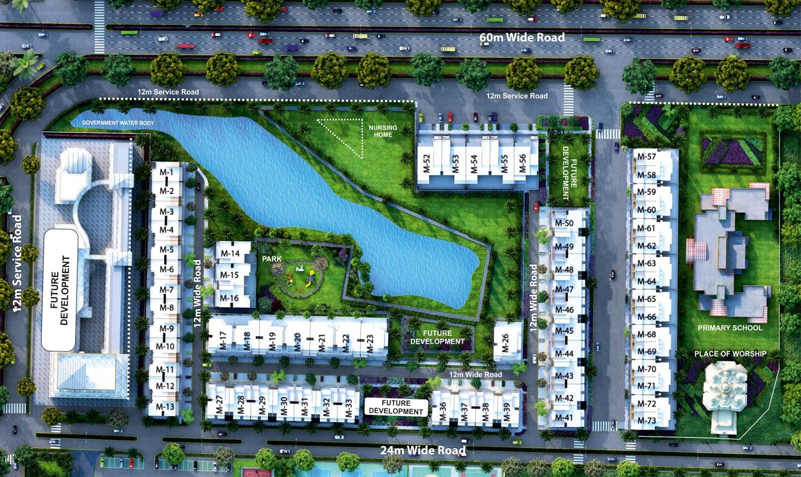 Adanisamsara-site-plan