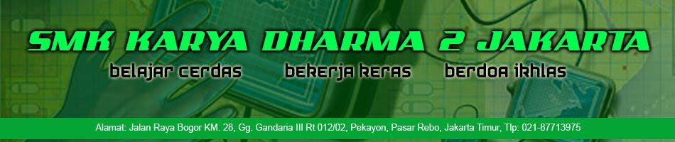 SMK KARYA DHARMA 2 JAKARTA