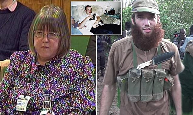 Mum of killed British terrorist celebrates his death and hopes he burns in hell!