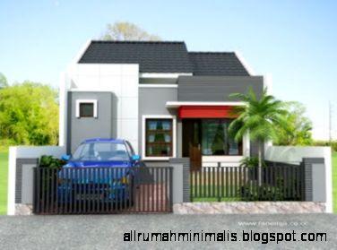 Kumpulan Gambar Rumah Rumah Minimalis Keren