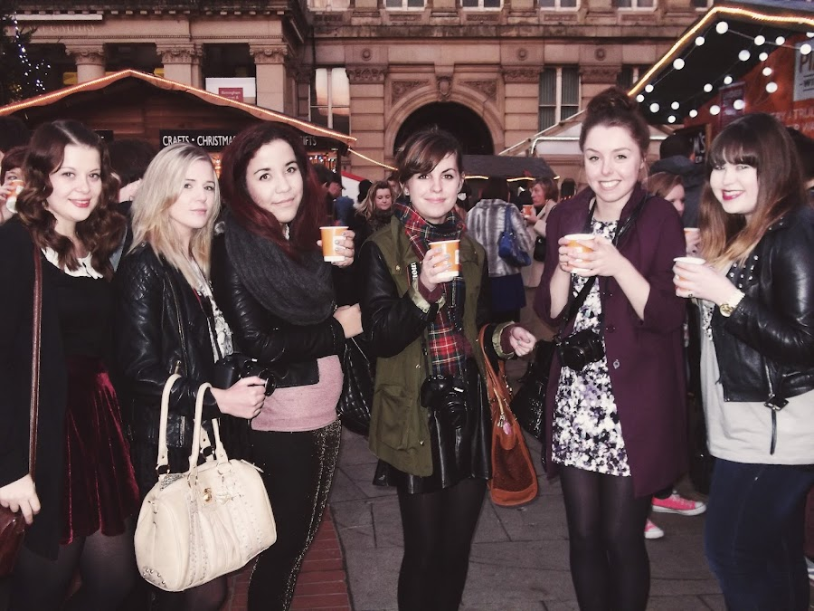 it'scohen: uk style blog - birmingham christmas market