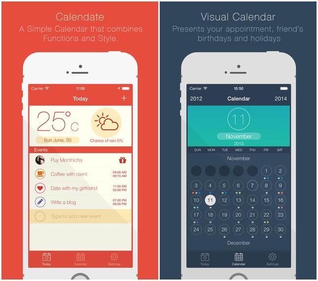 Calendar App For Iphone : Anything about tech powerful calendar app calendate
