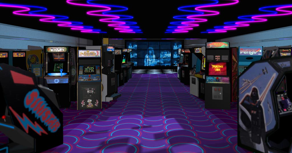 The Best Virtual Arcade Video Ever Created Rediscover