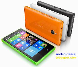 Spesifikasi Nokia X2 dan harga - Hp Android baru dari Nokia