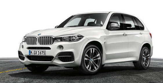 BMW X5  Generasi Kedua