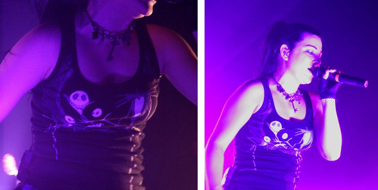Evanescence Rock Brasil: EVANESCENCE FASHION MONTH