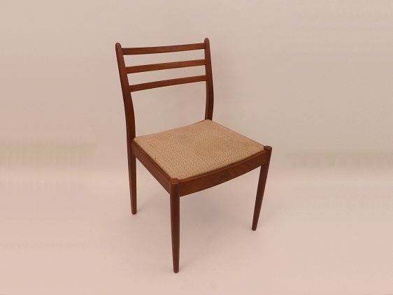 Set of six g plan chairs sold for G plan heritage dining room furniture