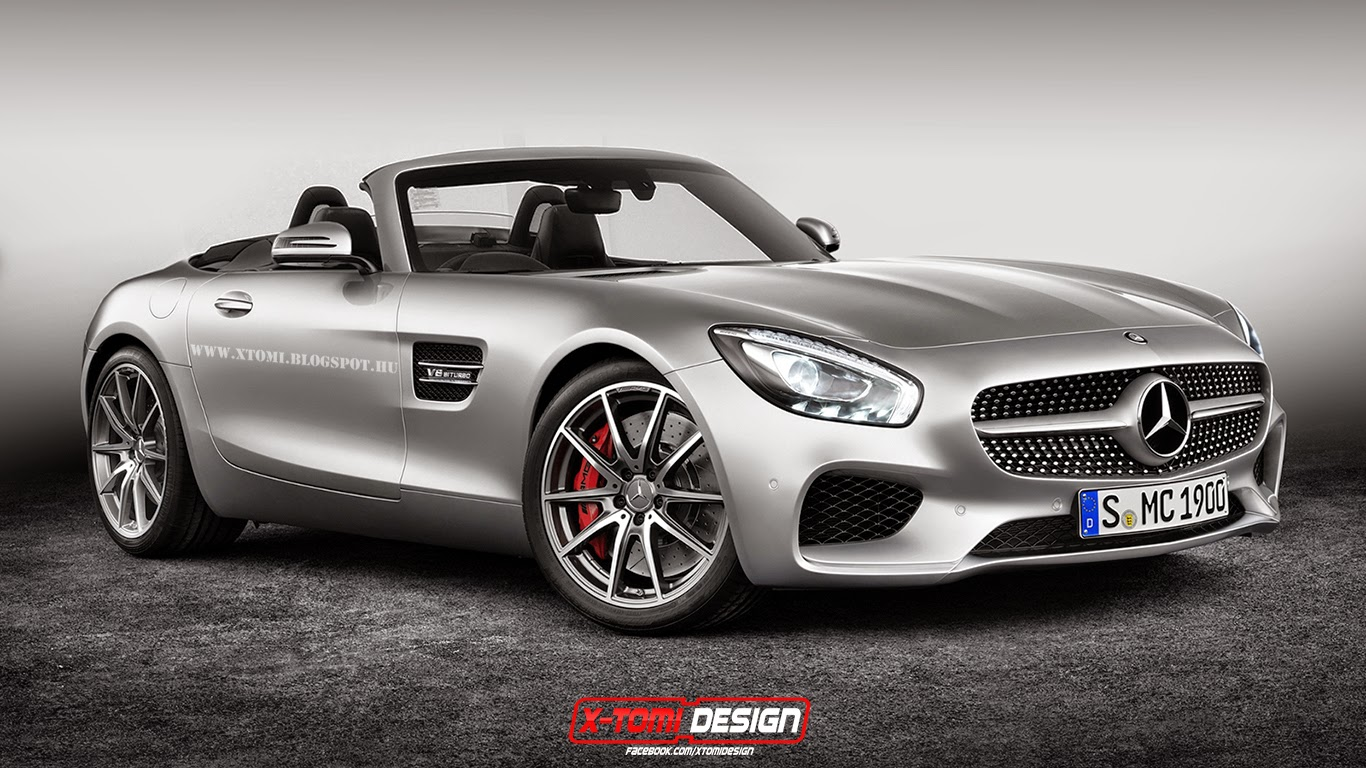 X-Tomi Design: Mercedes-Benz AMG GT Cabrio