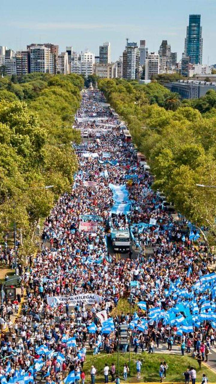 Argentina, 23 de março de 2019