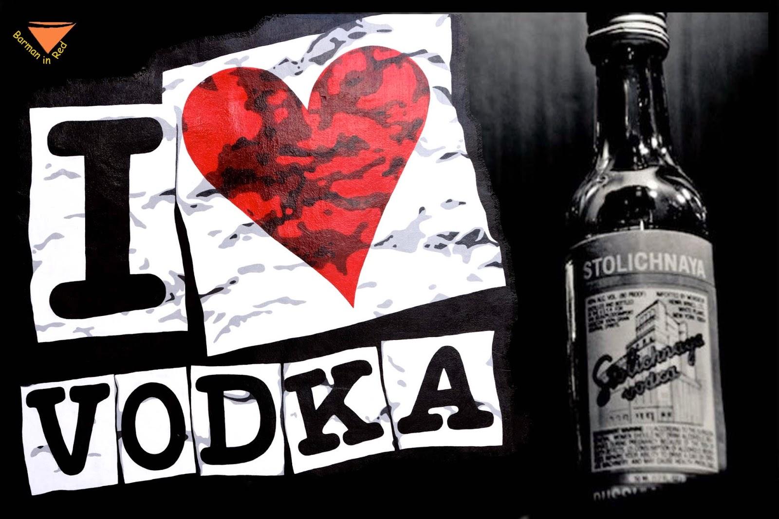 consumo de vodka