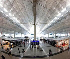 Bandara Chek Lap Kok, Hong Kong | www.jurukunci.net