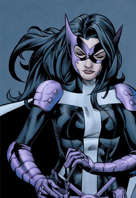 Huntress (Wayne) (Character) - Comic Vine