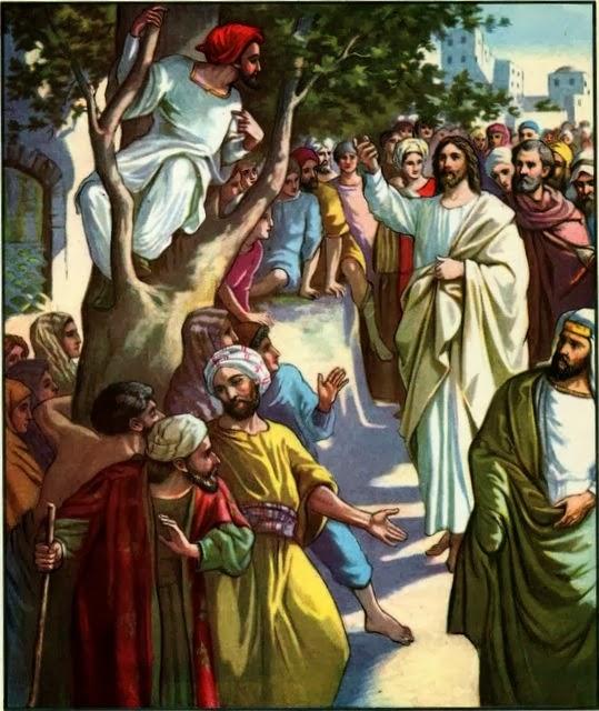 Il viandante cattolico leggiamo il vangelo della domenica for Vieni da me di chi era la casa misteriosa