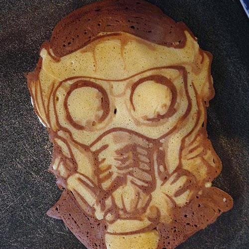 Starlord pancake