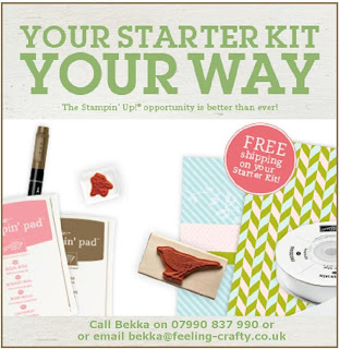 Top 3 Things I love about being a Stampin' Up! Demonstrator - Join Stampin' Up! Here www.feeling-crafty.co.uk