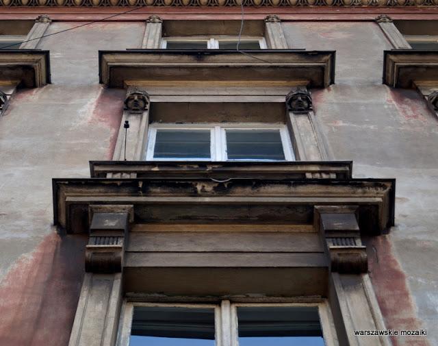 Warszawa Praga Północ Szmulowizna dom pracowniczy zajezdnia tramwajowa  Juliusz Dzierżanowski