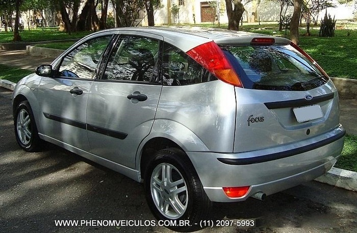 Ford Focus 1.6 GLX 2006 - semi-novo
