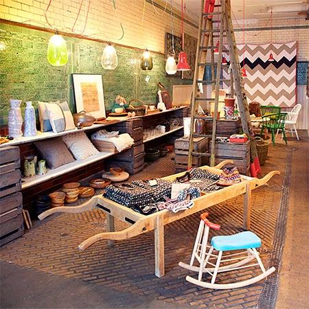Loja de artesanato