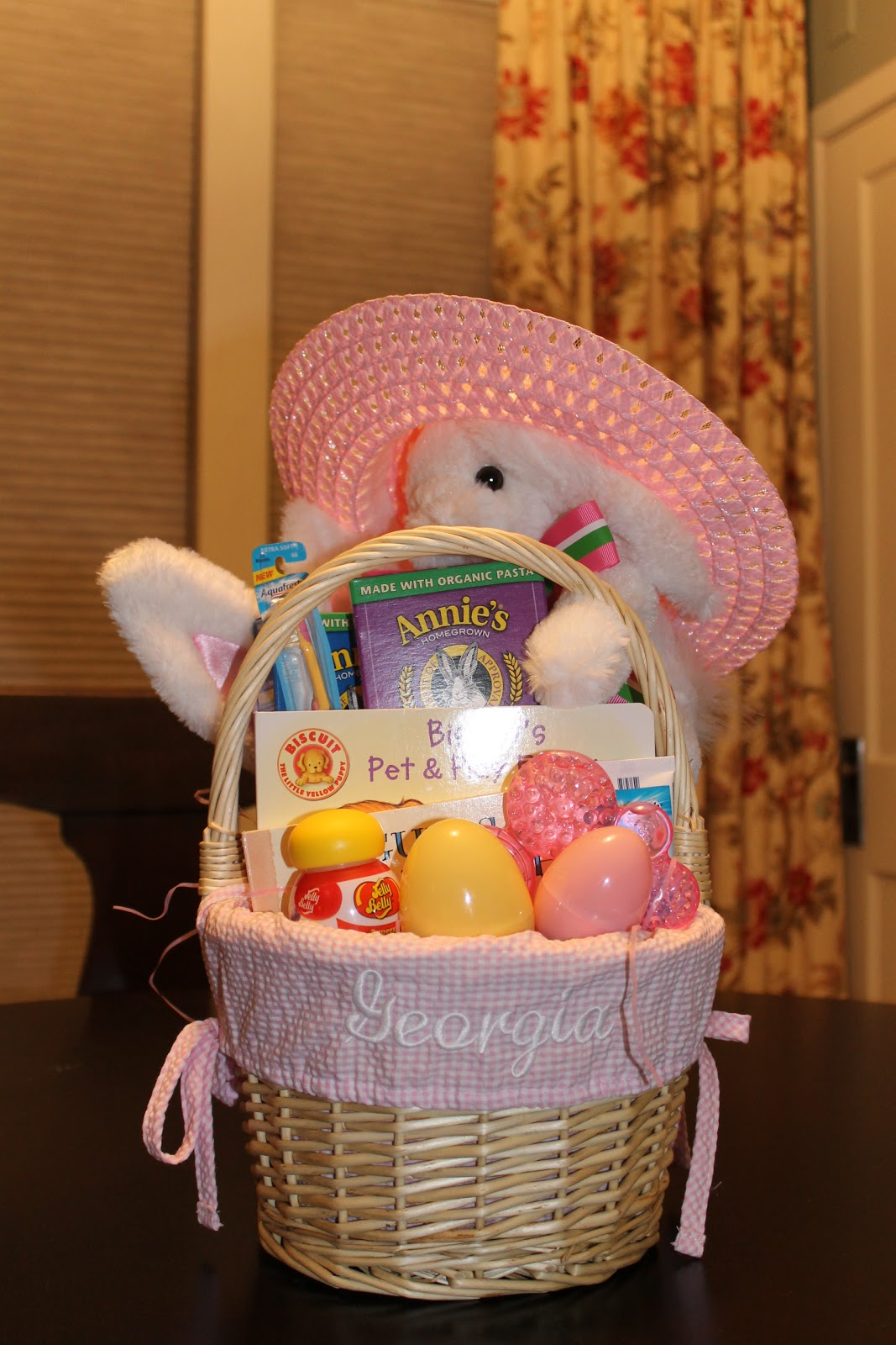 April 2012 haute mommy blog georgias first easter basket a giveaway negle Choice Image