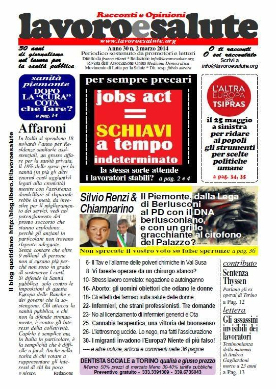 Periodico marzo 2014