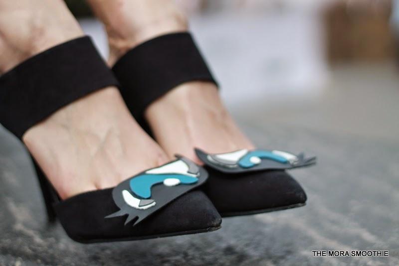 diy, diy shoes, pierre hardy, oh roy, diy pierre hardy, occhio, eyes, fashion, fashion shoes, tutorial shoes, fashionblog, fashionblogger, diycraft, craft, project, themorasmoothie