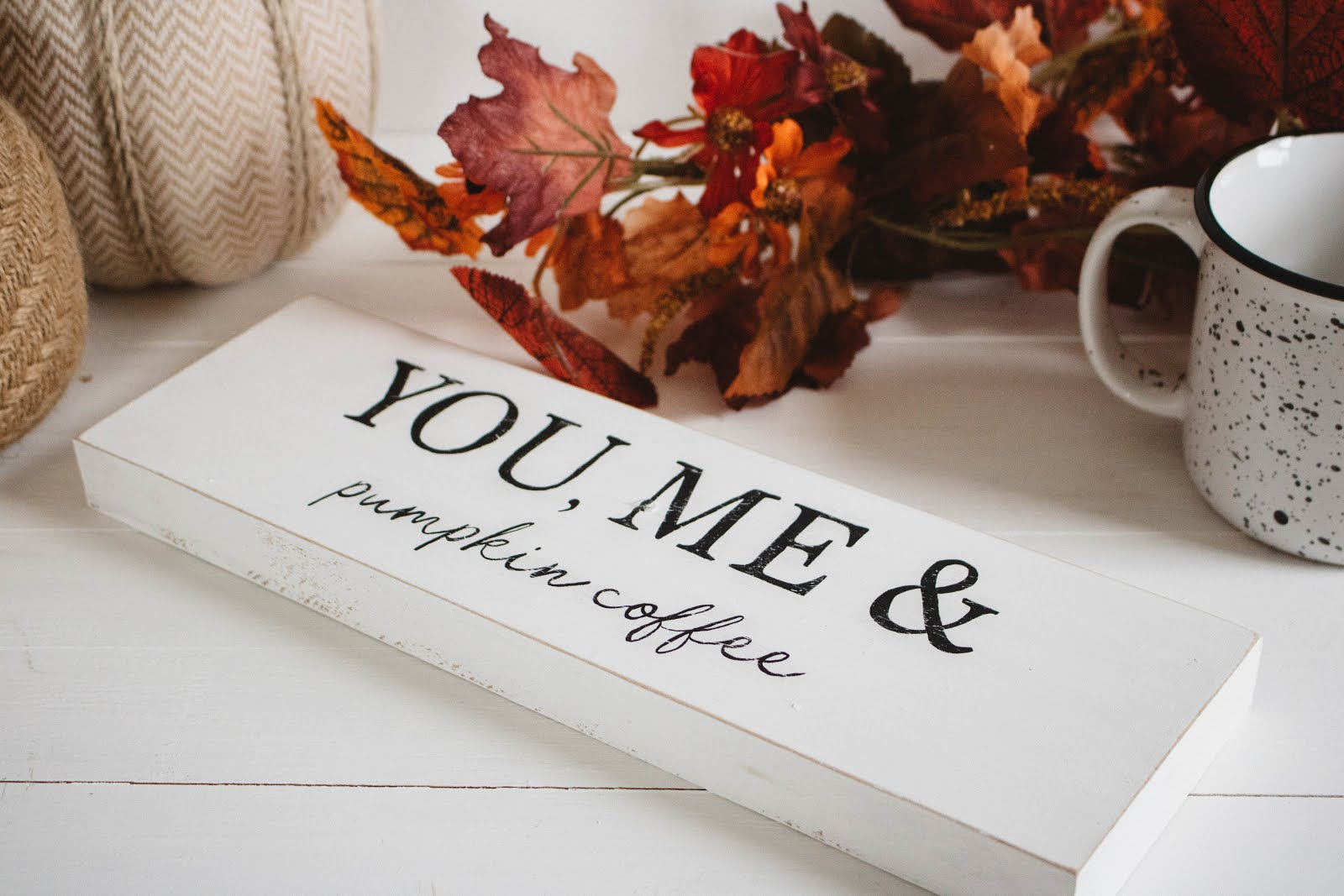 Shop Tumbleweed and Twine's Rustic Fall Decor