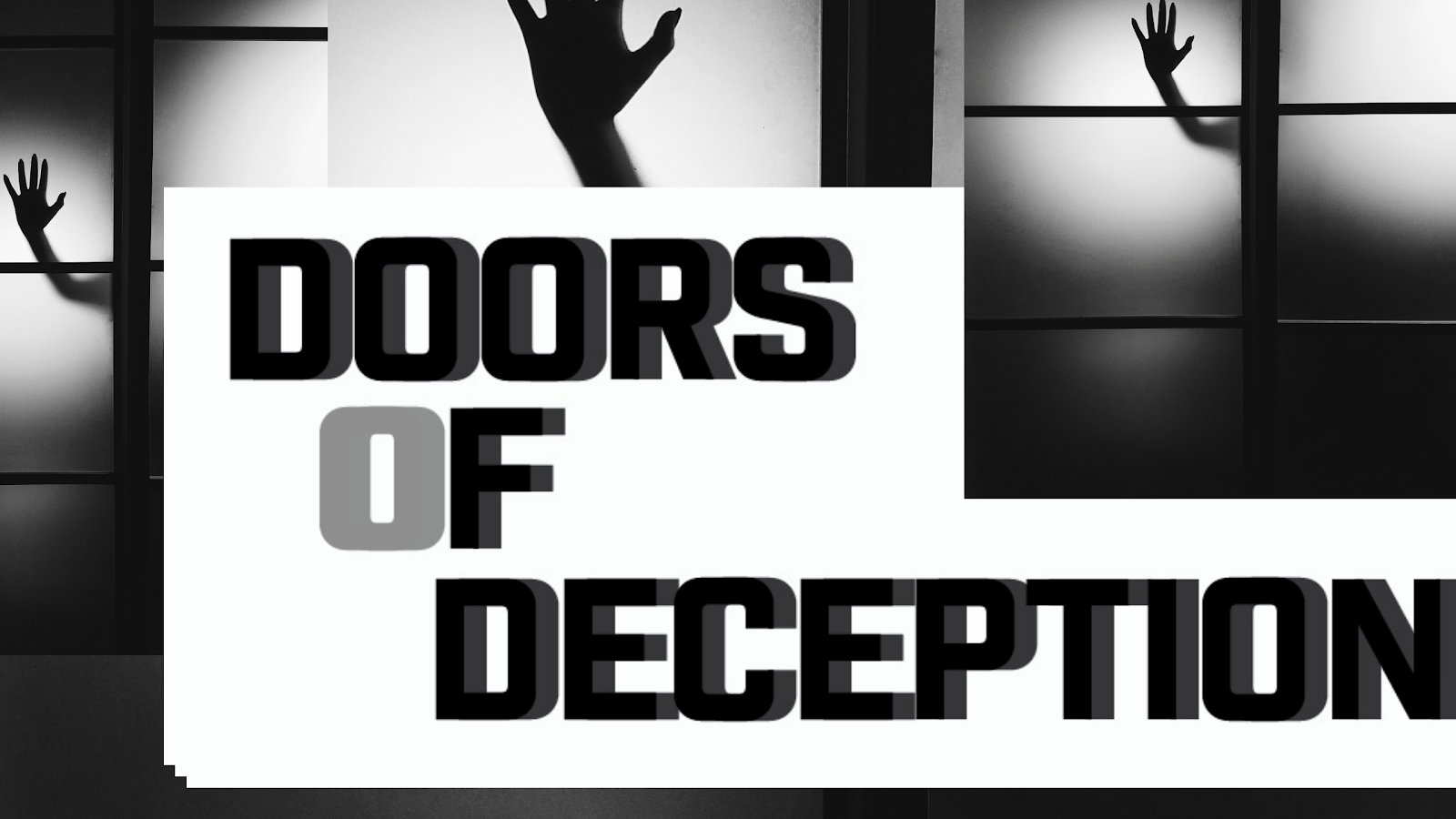 Doors of Deception