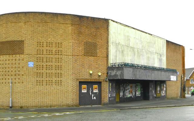Crystal Ballroom in Newcastle under Lyme, year 2015