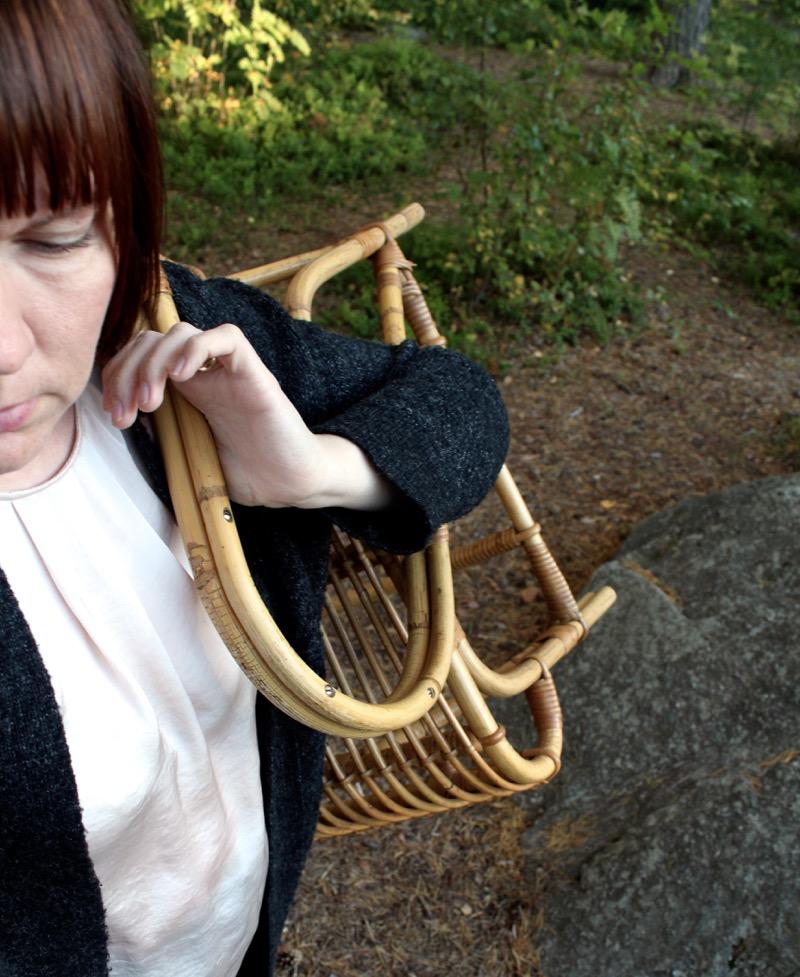 Bloggari ja sen tuoli