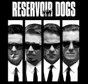 Los perros callejeros de Tarantino reservoir dogs by russo