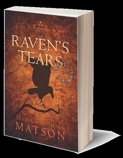 ravens tears book
